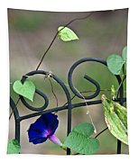 Glorious Morning Glory Tapestry