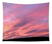 Glorious Nightfall  Tapestry