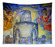 Glory To God In The Highest Tapestry