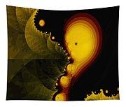 Glow Worm Tapestry