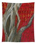 Gnarly Autumn Tree Tapestry