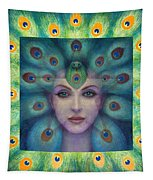 Goddess Isis Visions Tapestry