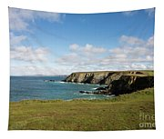 Godrevy To St Agnes, The North Cornwall Coastline Tapestry