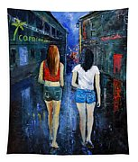 Going Out  Tonight  Tapestry