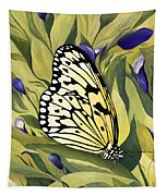 Gold Butterfly In Branson Tapestry
