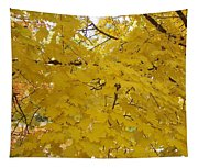 Golden Canopy Tapestry