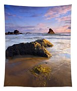 Golden Coast Tapestry