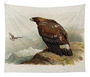 Golden Eagle By Thorburn Tapestry