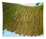 Golden Eagle Wing Tapestry