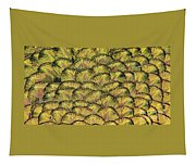 Golden Feathers Tapestry