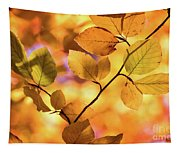 Golden Foliage Tapestry