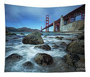 Golden Gate Bridge Tapestry