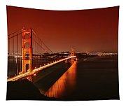 Golden Gate Evening Tapestry
