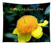 Golden Guinea Happy Mothers Day Tapestry