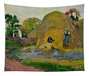 Golden Harvest Tapestry