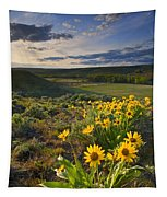 Golden Hills Tapestry