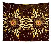 Golden Infinity Tapestry