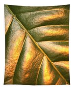 Golden Leaf Tapestry