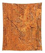 Golden Leaves Tapestry