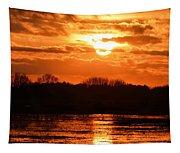 Golden Marsh Tapestry
