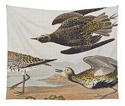 Golden Plover Tapestry