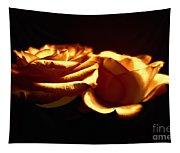 Golden Roses 5 Tapestry