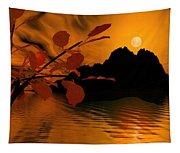Golden Slumber Fills My Dreams. Tapestry