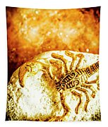 Golden Treasures Tapestry