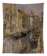 Golden Venice Tapestry