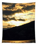 Golden Waters Tapestry
