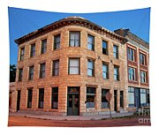 Goldfield Consolidated Mines Building Tapestry