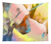 Golf Dream Tapestry
