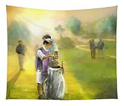 Golf Vivendi Trophy In France 03 Tapestry