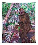 Goliath - The Bigfoot Of Ash Swamp Road Tapestry