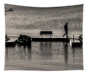 Gone Fishin' Tapestry
