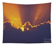 Good Night Sunshine Tapestry