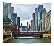 Good Old Chicago Tapestry