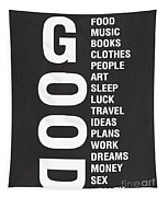 Good Things Tapestry