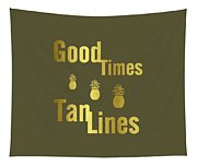 Good Times - Typography Tapestry