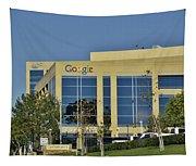 Google Orange County Tapestry