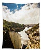 Gordon Dam Tasmania  Tapestry