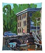 Gore Street Bridge Tapestry
