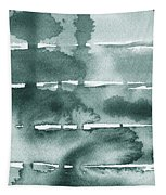 Gorgeous Grays Abstract Interior Decor Ix Tapestry
