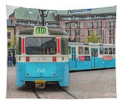 Gothenburg Public Tram Tapestry