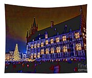 Gouda By Candlelight-1 Tapestry