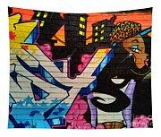 Graffiti 9 Tapestry