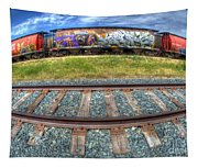 Graffiti Genius 2 Tapestry