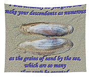 Grains Of Sand Tapestry
