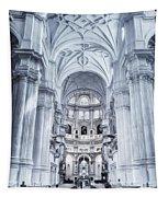 Granada Cathedral Interior Tapestry