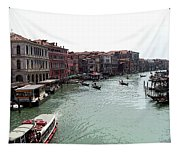 Grand Canal Venice Italy Tapestry